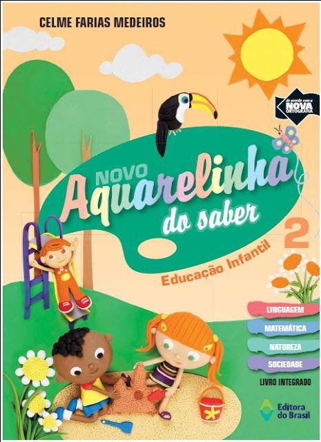 Aquarelinha Do Saber 3 Volumes Para Baixar Gratis Com Muitas