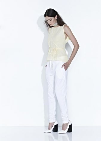 SHADOW TOP - Lemon - $170.00 : Green Horse, Lifestyle with a conscience