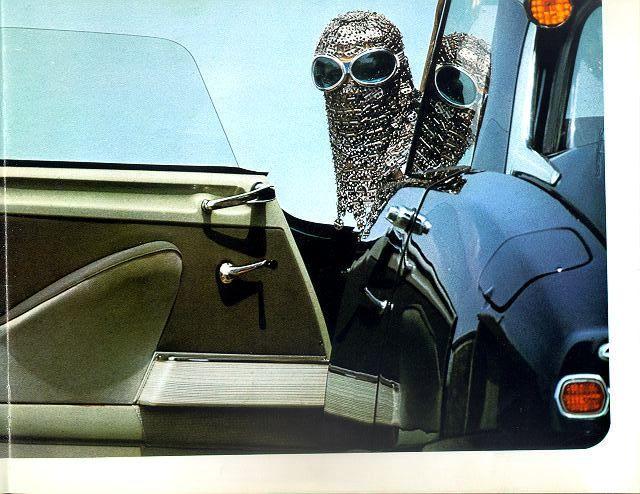 Citroen DS by Helmut Newton. | the marquis