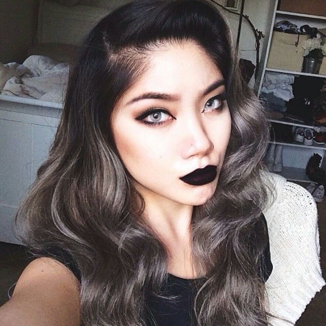 238 best Grey Hair images on Pinterest | Hairstyles, Braids and ...