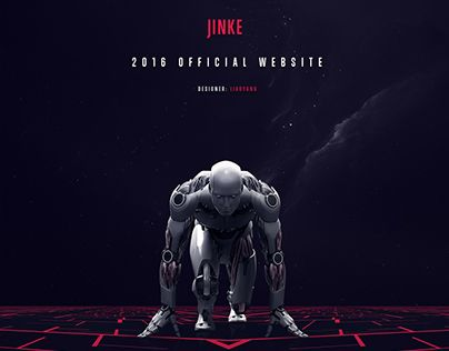 "Check out new work on my @Behance portfolio: ""JINKE Digital technology -  Website"" http://be.net/gallery/48587989/JINKE-Digital-technology-Website"