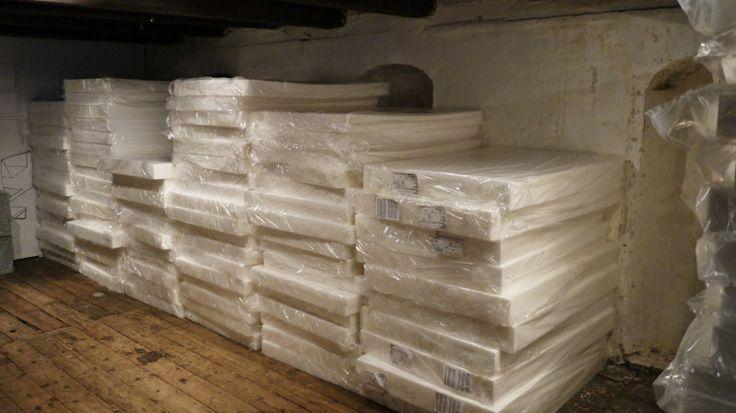 www.skumhuset.dk koldskum pallemadrasser madrasser skumgummi senge ...