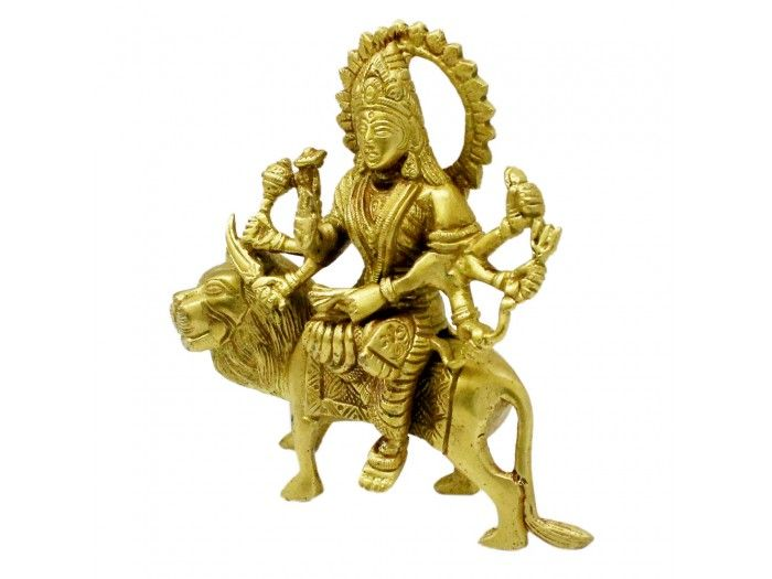 Durga Bhavani Maa Statue buy from Vedic Vaani in USA.