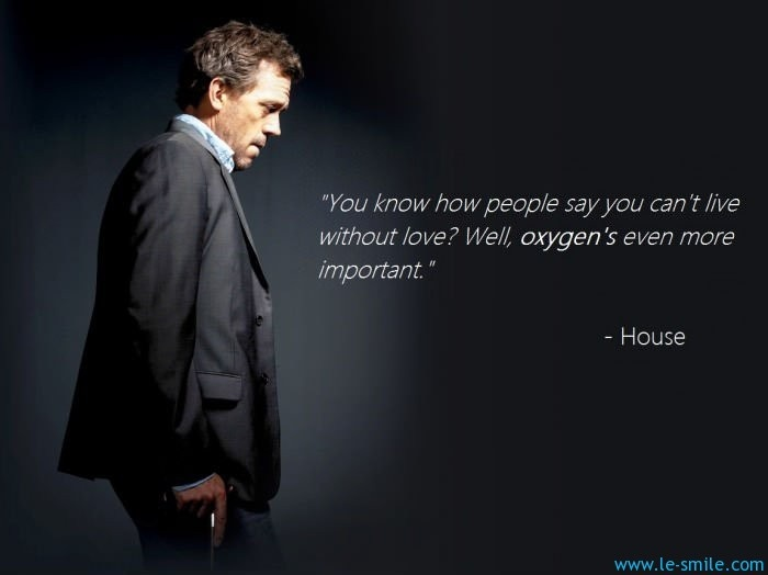 House episodes role model