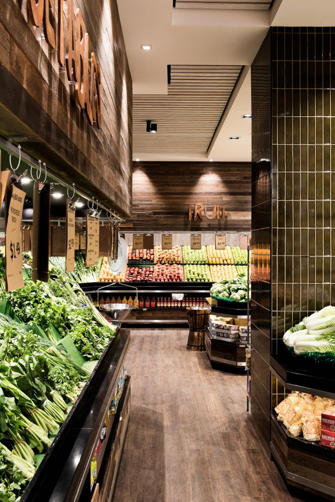 Natural Fresh Grocer - Mima Design - Creating Branded Retail + Hospitality Environments