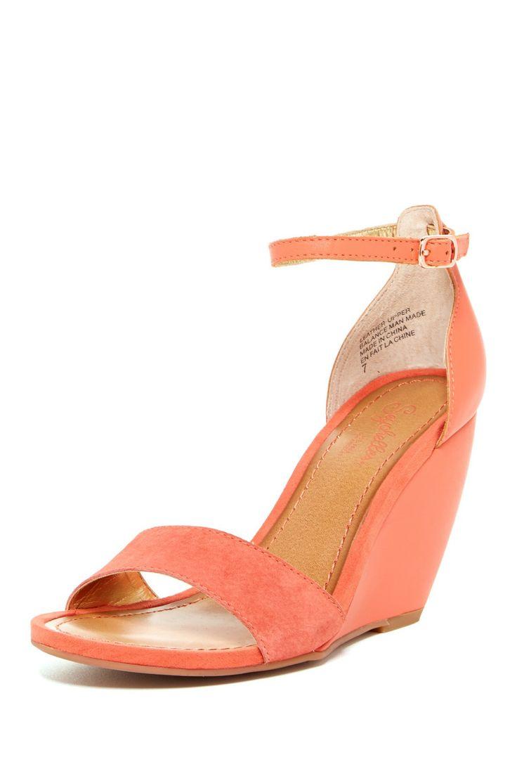 Thyme Wedge Sandal on HauteLook $49.00