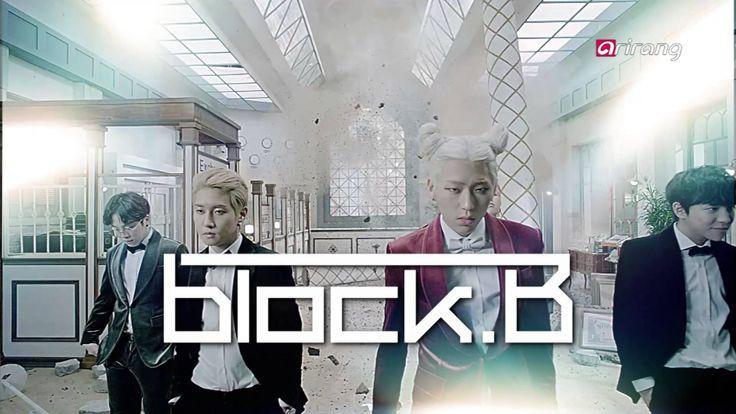 Simply K Pop Ep109 TAEYANG KAN MI YOUN Block B A-JAX C-REAL Jjun