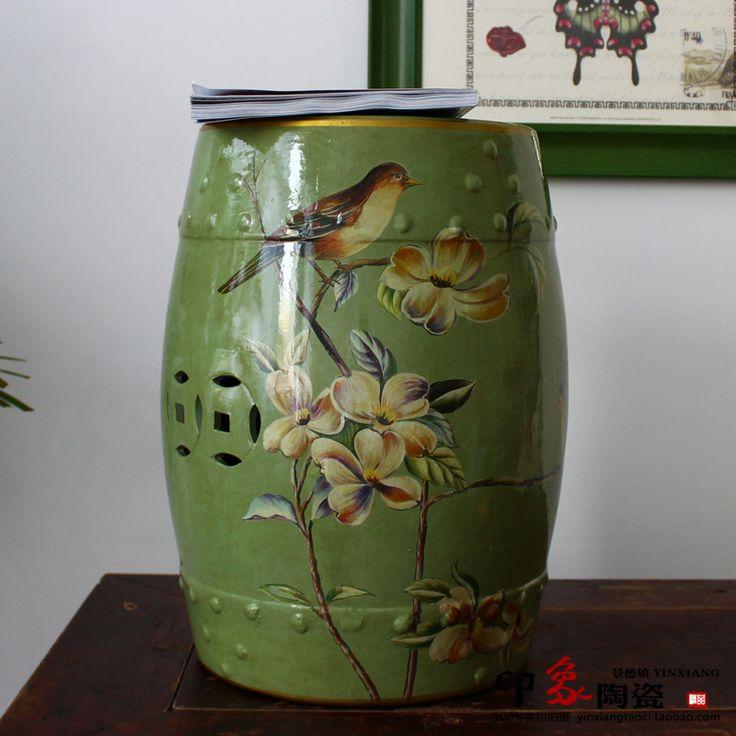 1000 Ideas About Ceramic Stool On Pinterest Garden