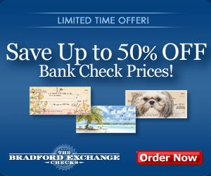 Bradford exchange checks coupon code