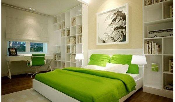Decoracion De Dormitorio Matrimonial Segun Feng Shui DECORACION - Bright red color activating romance accentuating bold bedroom designs