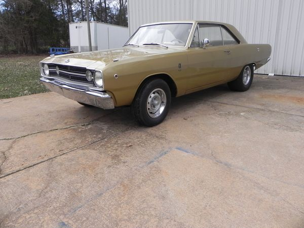 1968 Dodge Dart for Sale in CULPEPER, VA | Collector Car Nation Classifieds
