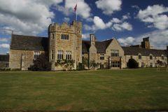 Rockingham Castle, my country estate