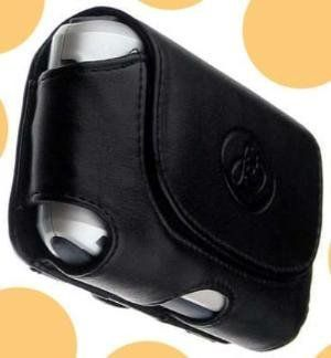Buy BLACKBERRY 8700 8700C 8700g LEATHER CASE POUCH HOLSTER NEW for 2.99 USD   Reusell