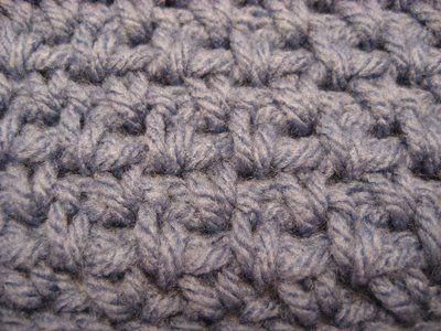 Flat Knot Knitting Stitch : 145 best images about Crochet Stitch Patterns on Pinterest Free pattern, Cr...