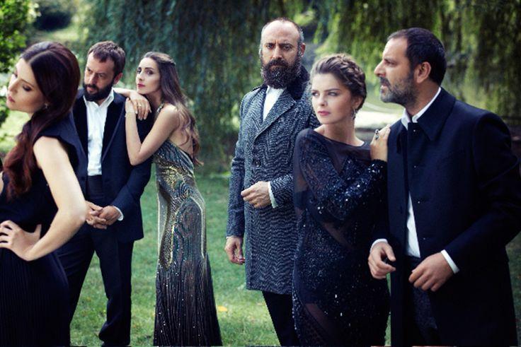 Cast of muhtesem yuzyil