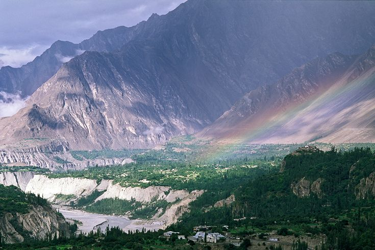 "Hunza. The kingdom had been continued until 1974. And it is said that Hunza is also home of ""Kaze no tani no naushika"", ""Nausicaa of the Valley of  Wind""."