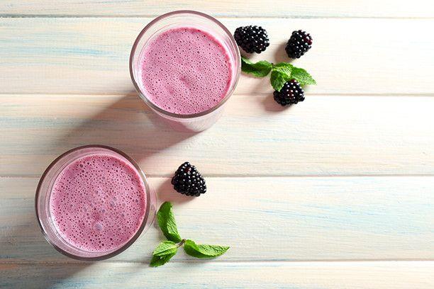 Berry Smoothie Recipe | CSIRO Total Wellbeing Diet