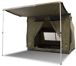 Show details for RV3 Canvas Touring Tent