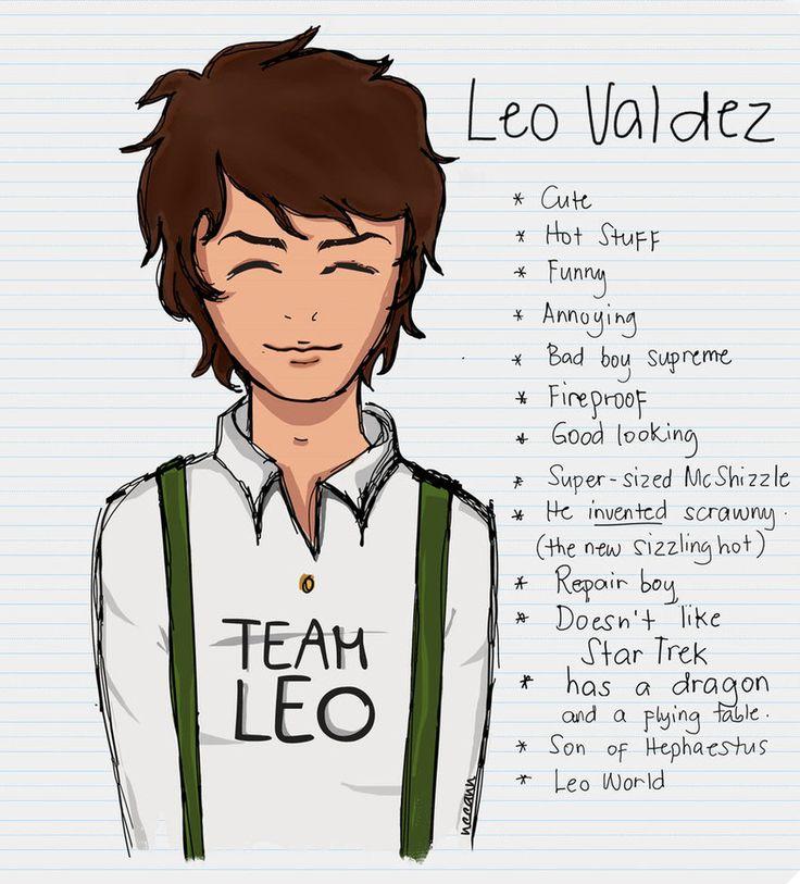 Leo+Valdez+Quotes | deviantART: More Like Wanted: Leo Valdez by ~pseudonym17