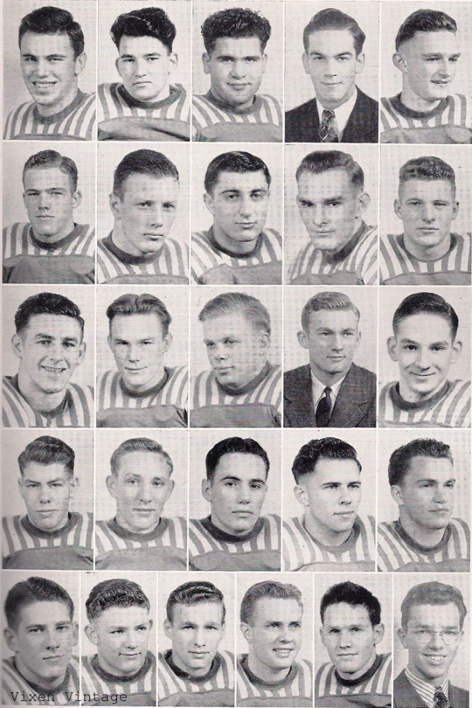 1940s mens (high school boys at least) hairstyles
