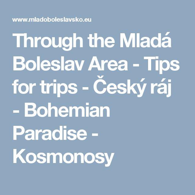 Through the Mladá Boleslav Area - Tips for trips - Český ráj - Bohemian Paradise - Kosmonosy