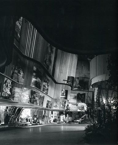 Alvar Aalto  Padiglione della Finlandia, Fiera mondiale di New York, Queens, New York, 1938-39