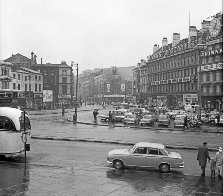 Lime-Street, St George's Place 1960