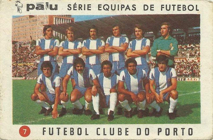 Equipa futebol - Época 1972 - 1973