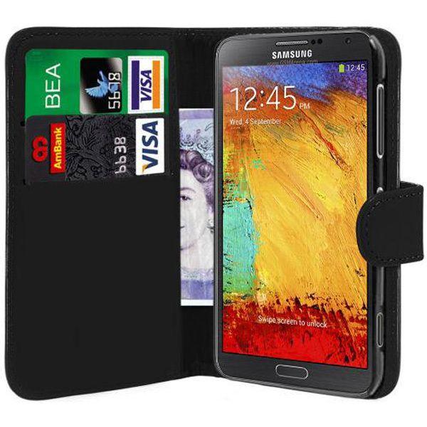 New Case - Samsung Galaxy Note 3 N9000 Leather Wallet Case - Black, $14.95 (http://www.newcase.com.au/samsung-galaxy-note-3-n9000-leather-wallet-case-black/)