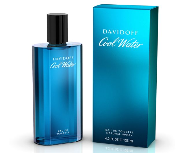 Davidoff's Cool Water is Top 5 Men's Fragrances ever. #SmellGood