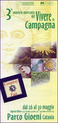 Country Fair - Maggio 1999