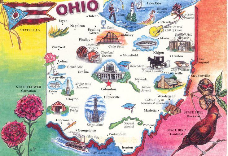 Mejores 85 imágenes de Ohio en Pinterest | Cincinnati, Ohio y Viajes
