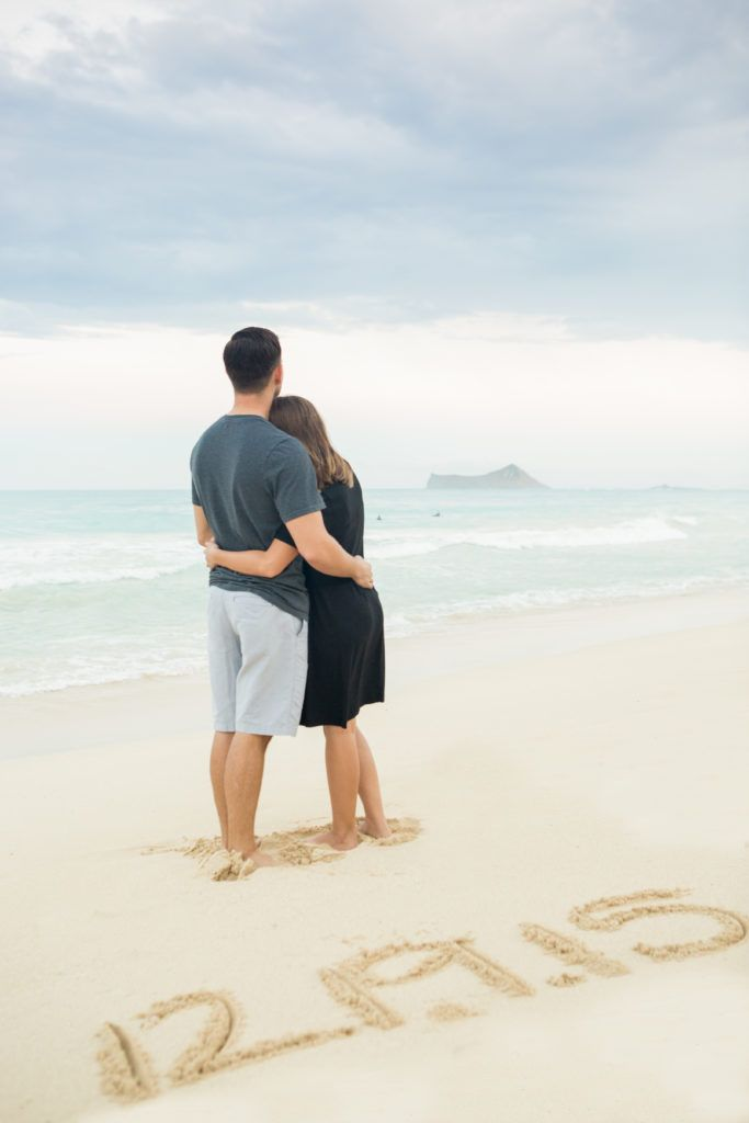 While we're in Hawaii I absolutely wanted some professional beach pictures taken of us so what better time than our One Year Anniversary?! Check out these pictures from our One Year Anniversary Photo Shoot taken by Chelsea Stratso Photography | @acrookedlife | Waimanalo Bay | Waimanalo Beach Park | One Year Married | One Year Anniversary Photos | Anniversary Beach Photos | Oahu, Hawaii | Oahu | Chelsea Stratso Photography |