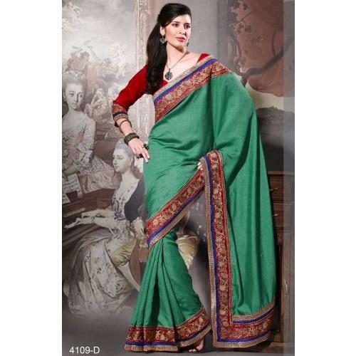 Pashmina silk With traditional Border