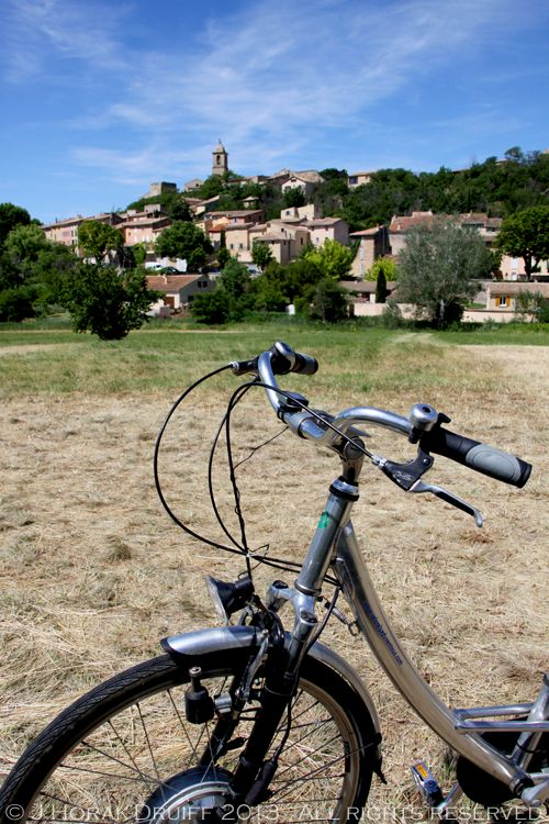 Visiting #Provence – a cycle tour of the Terraventoux vineyards