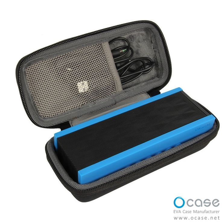 Deluxe Shockproof Bluetooth Speaker Carrying Case for DKnight Magicbox I and II Ultra-Portable Wireless Bluetooth Speakers Durable Impact Resistant Splashproof Waterproof Portable Speaker Hard Case Portable Travel Bags Storage Protective Cover Case Collecting Box.
