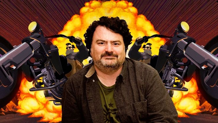 Let's Play Full Throttle Remastered with Tim Schafer! This legendary classic returns with humor wit and some cool new graphical tricks. April 15 2017 at 06:00PM  https://www.youtube.com/user/ScottDogGaming
