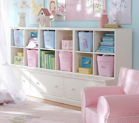 ~ Cameron Cubby & Drawer Set, Pottery Barn