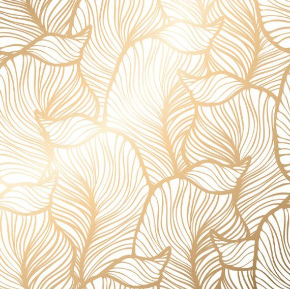 Removable Wallpaper Golden Leaves Wallpaper Self Adhesive Wallpaper Wall Mural Removable Wallpaper Self Adhesive Wallpaper 20 In 2021 Royal Wallpaper Leaf Wallpaper Leaf Background