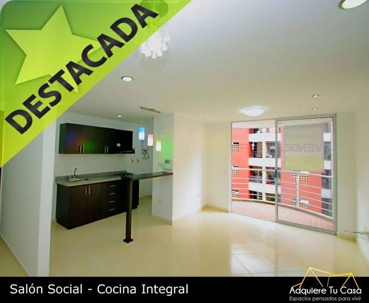 ¡Venta de Apartamento en Sabaneta, Antioquia! Incluye: Seguro Plan Hogar Global Sura + Mudanza Precio:$ 170,000,000  http://www.adquieretucasa.com/index.php?option=com_joomanager&view=details&catitemid=127&Itemid=114