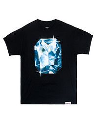 DIAMOND SUPPLY COMPANY WATERCOLOR GEM TEE