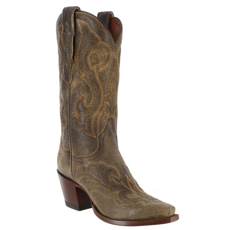 Dan Post Women's El Paso Western Boots