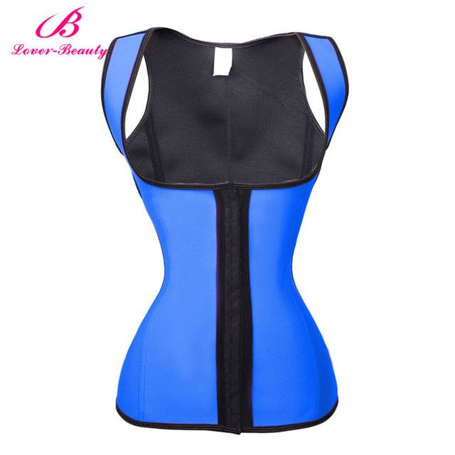 Lover Beauty Cheap Corsets Waist Trainer Vest Latex Waist Cincher Corselet Underbust Waist Trainers Corset Lingerie Corsetto