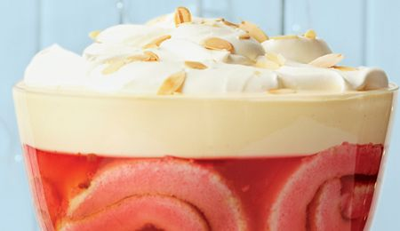 Terrific trifle #recipe. This old-fashioned classic trifle deserves its place in the sun. Try our best-ever, super-easy recipe.