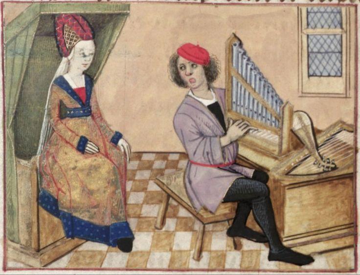 [folio 150v] MS. Douce 195 (Le roman de la rose) XV cnt. Robinet Testard  http://romandelarose.org/#browse;Douce195