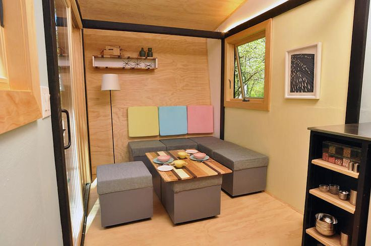 Toy Box Tiny Home