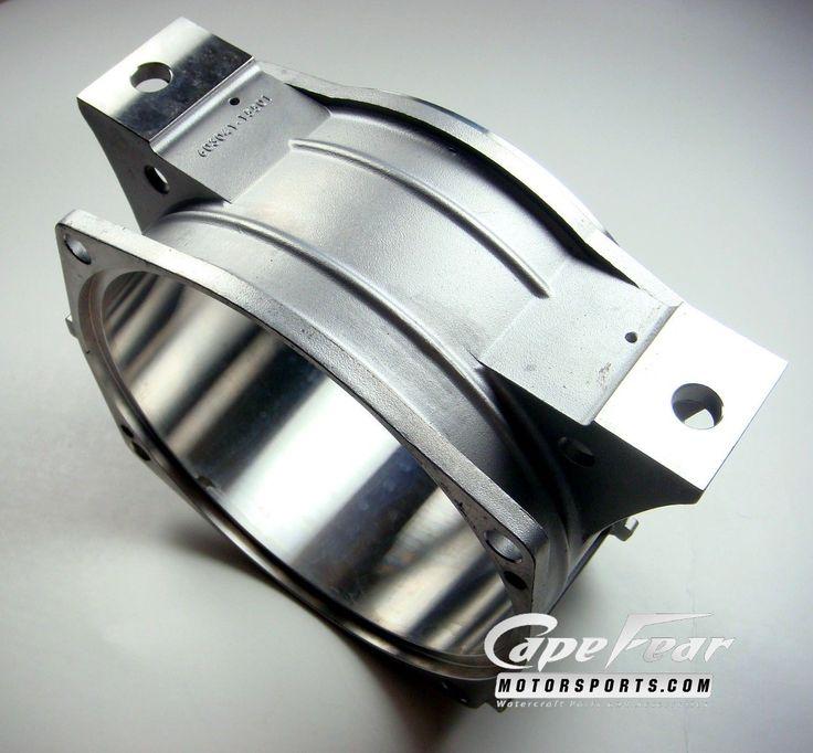 Yamaha 100% STAINLESS Wear Ring Impeller Housing 63M-51312-02-94 63M-51312-01-94