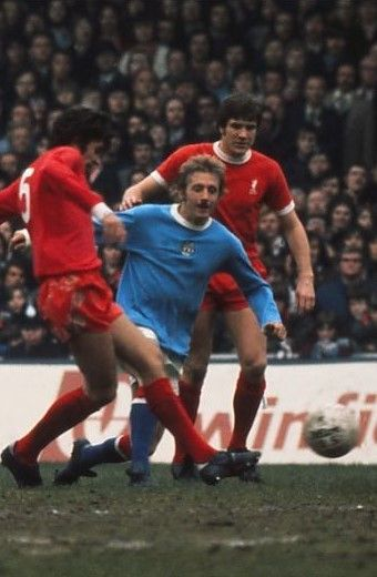 Denis Law Manchester City 1973
