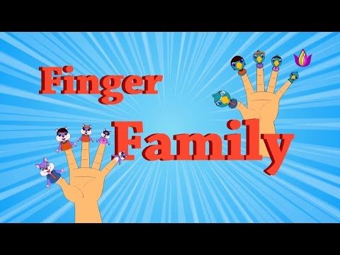 Funny animated  Squirell and Parrot Finger Family Rhyme by Artos penguins