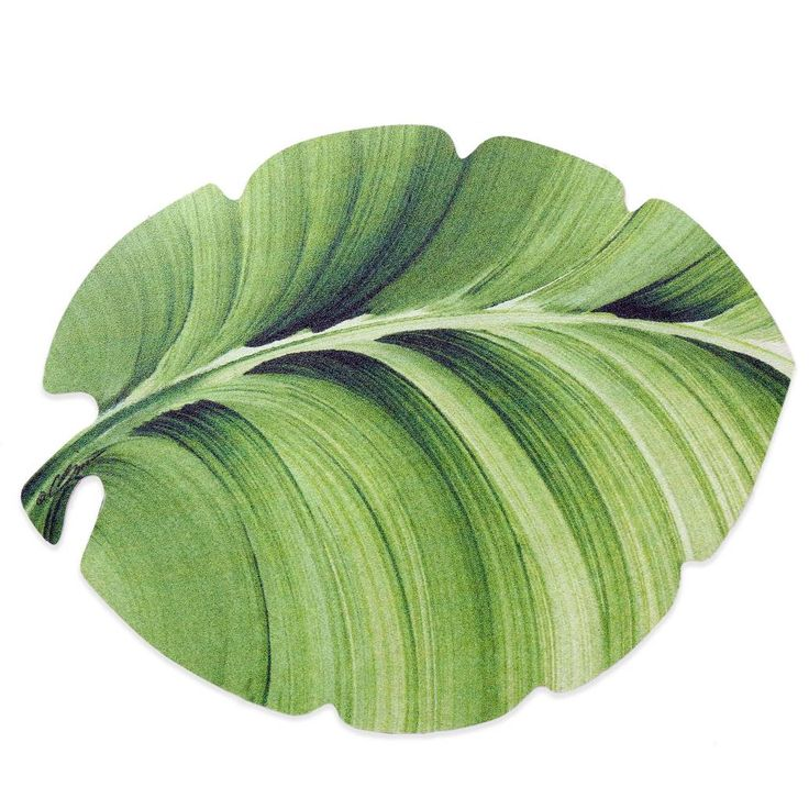 product image for Tropical Leaf Laminated Placemat